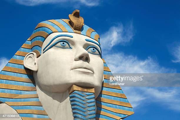 The sphinx at Luxor Las Vegas