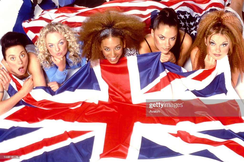 Spice Girls : News Photo
