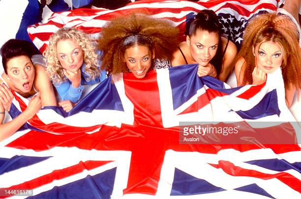 The Spice Girls in 1997