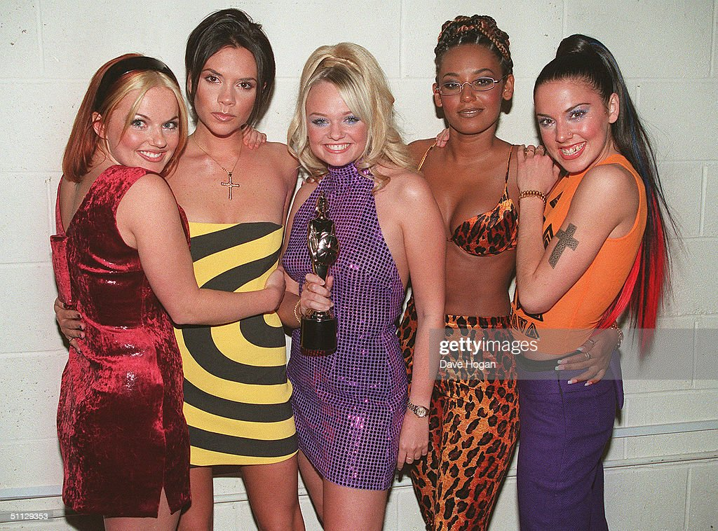The Spice Girls At The Brit Awards : ニュース写真