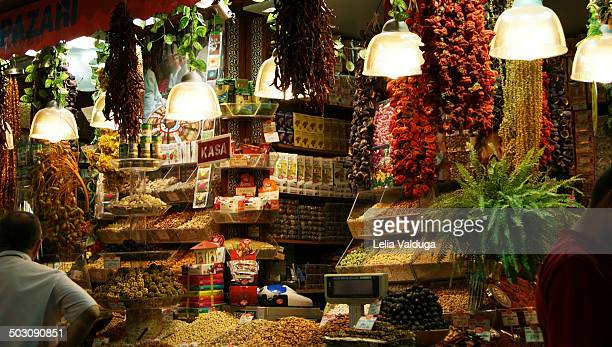 the spice turks - istanbul - turkey - istanbul province stock photos and pictures