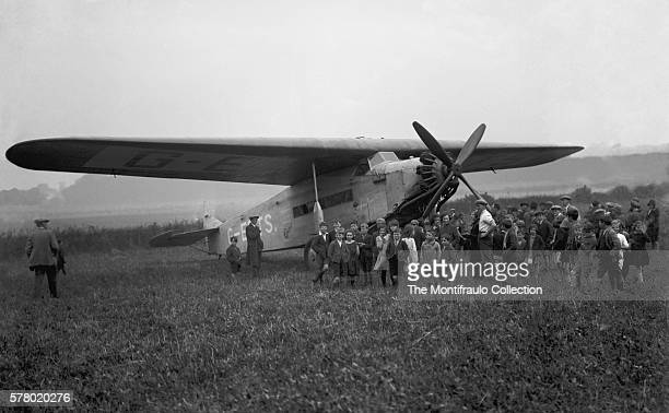 The Spider' a Fokker F VIIA built in The Netherlands in 1926 started out life as KLM HNADK before being sold to Mr McIntosh in 1927 who renamed it...