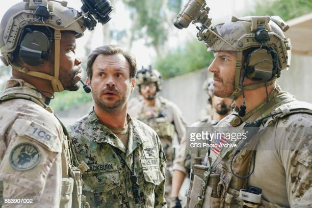 'The Spinning Wheel' The SEAL Team must work with Jason's longtime rival Beau Fuller and his team to plan and perfect a raid under the watchful eye...