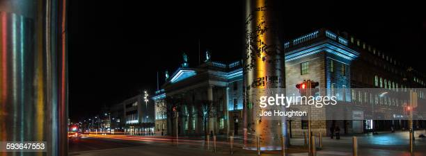 The Spire and GPO, Dublin