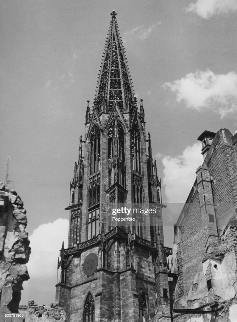 Freiburg Cathedral Spire