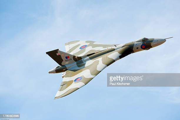 CONTENT] The Spirit Of Great Britain is the only airworthy example of the 134 Avro Vulcan V bombers that were operated by the Royal Air Force from...