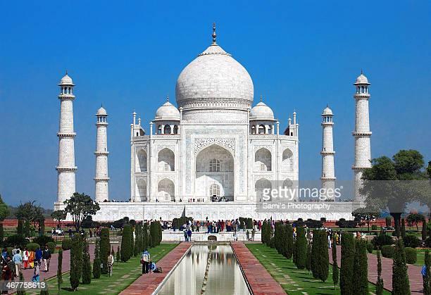 The Splendour of Taj Mahal