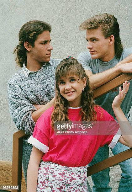 ON The Spring Fling Season One 5/13/90 Becca had two dates Matt Hardy and Tyler for the spring formal