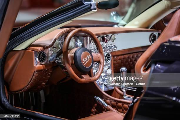 Spyker Cars Stock-Fotos und Bilder | Getty Images