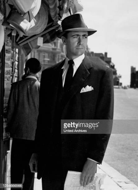 Jim der letzte Sieger aka Der viereckige Ring Großbritannien 1953 Regie Basil Dearden Darsteller Maxwell Reed