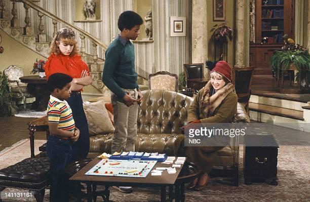 "The Squatter"" Episode 15 -- Pictured: Gary Coleman as Arnold Jackson, Dana Plato as Kimberly Drummond, Todd Bridges as Willis Jackson, Audrey Meadows..."