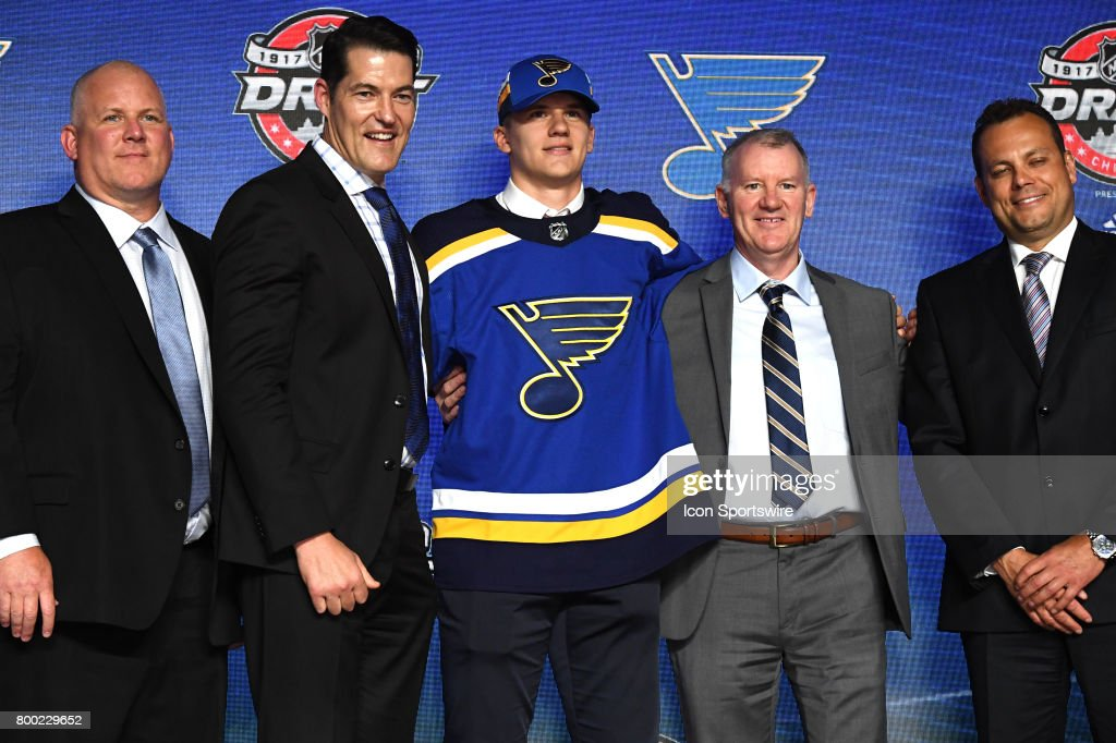 NHL: JUN 23 NHL Draft : News Photo