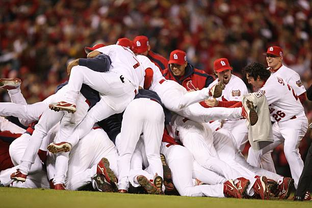 World Series Game 5: St. Louis Cardinals v Detroit Tigers