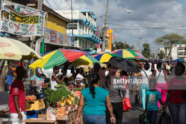 The Stabroek Market was officially chartered in 1842 but a market had existed in that location much earlier It is a busy hub of life in the city of...