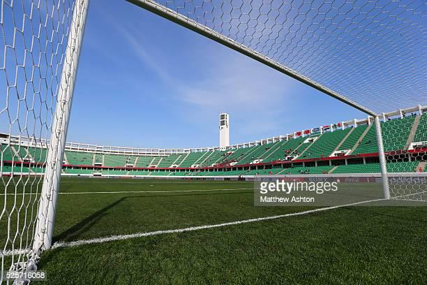 The Stade Adrar Stadium Adrar in Agadir Morocco home of Hassania Agadir
