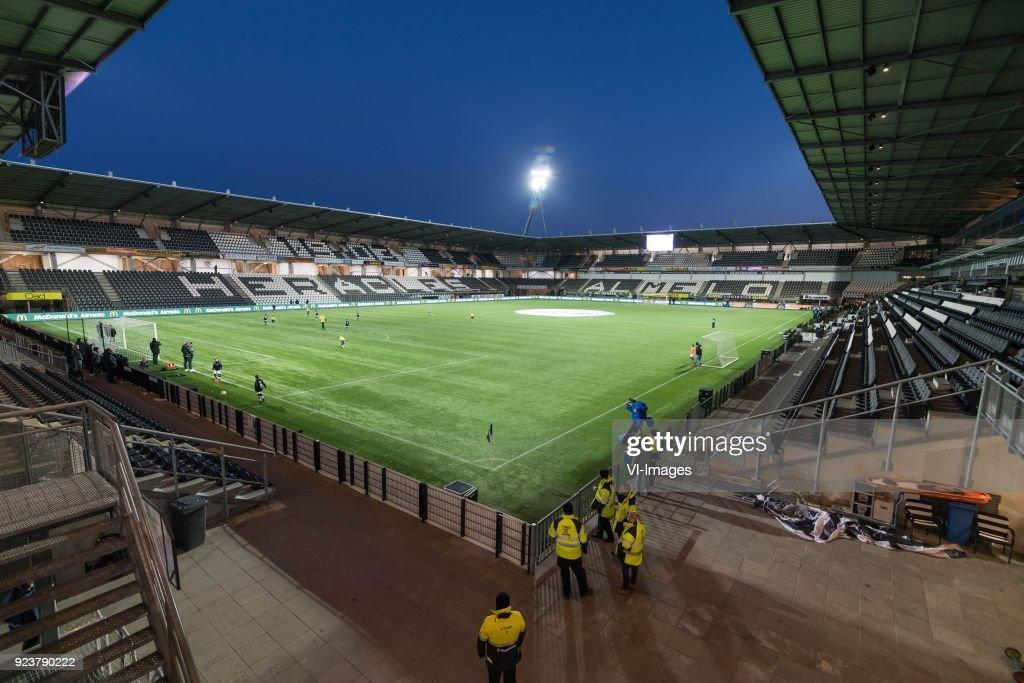 Heracles v PEC Zwolle - Eredivisie