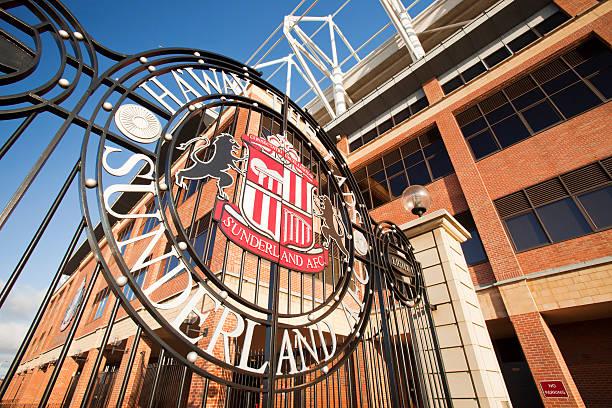 The Stadium of light, the home of Sunderland Football Club, Sunderland, North East, UK.