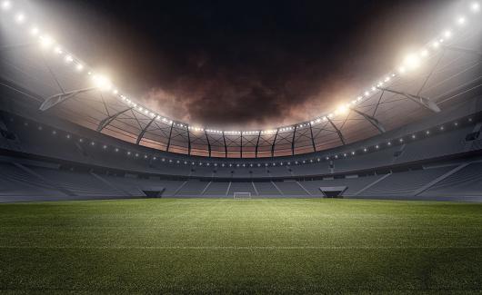 The stadium 935338532