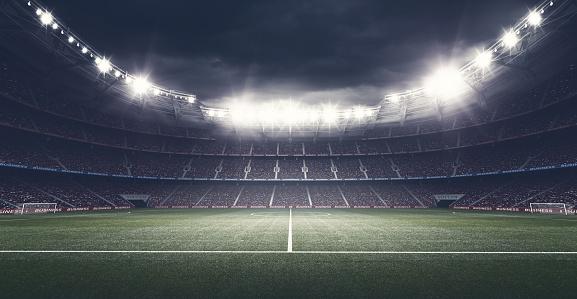The stadium 959685582