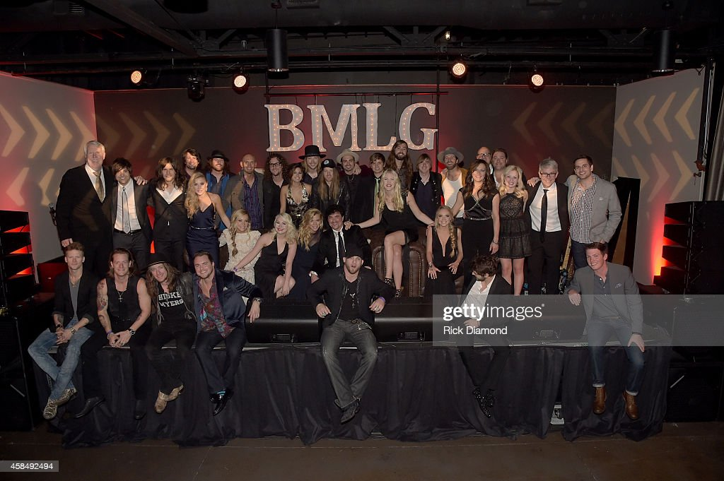 Big Machine Label Group Celebrates The 48th Annual CMA Awards in Nashville - Inside : News Photo