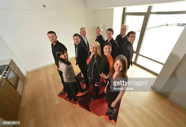 The staff of ADD an architectural firm that specializes in microapartments meant to provide affordable accommodations targeting the young...