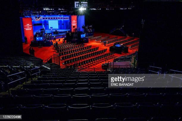 TN: Donald Trump And Joe Biden Participate In Final Debate Before Presidential Election