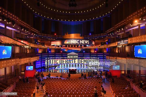 FL: Democratic Presidential Candidates Participate In First Debate Of 2020 Election Over Two Nights