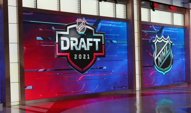 NJ: 2021 NHL Draft - Round One