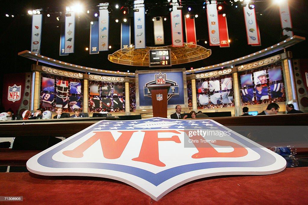 2006 NFL Draft : News Photo