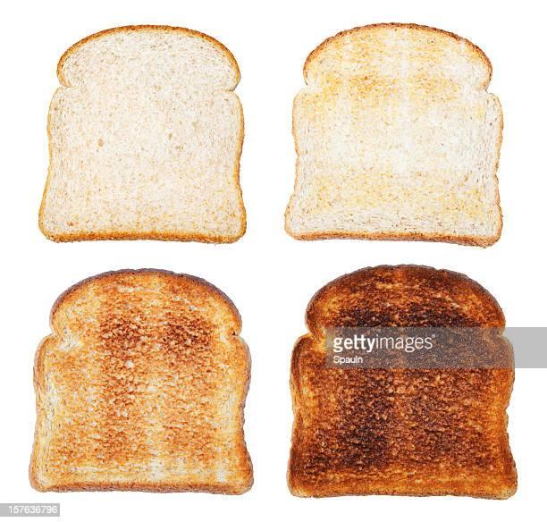 Die Phasen der Toast