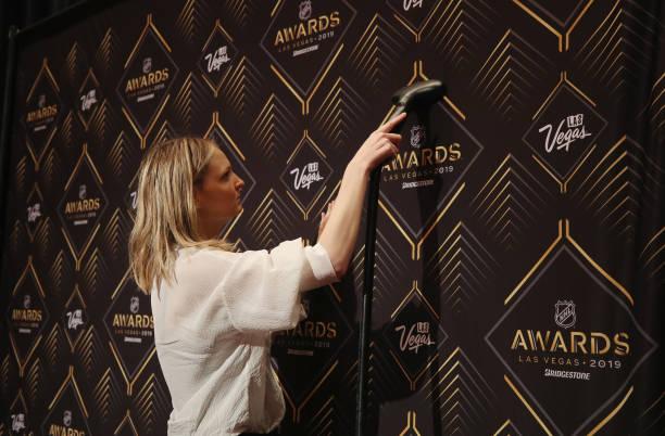 NV: 2019 NHL Awards - Nominee Media Availability