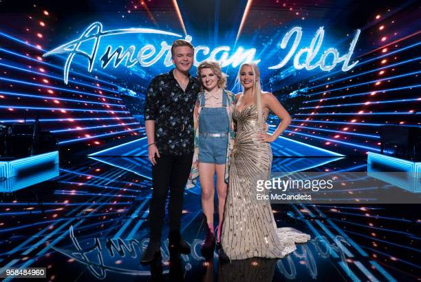 IDOL 117 The stakes are high as the Top 5 finalists perform in hopes of winning Americas vote and making it through to the finals as the search for...