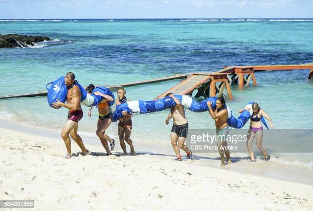 The Stakes Have Been Raised Brad Culpepper Sarah Lacina Tai Trang Zeke Smith Oscar Ozzy Lusth and Andrea Boehlke on SURVIVOR Game Changers The Emmy...