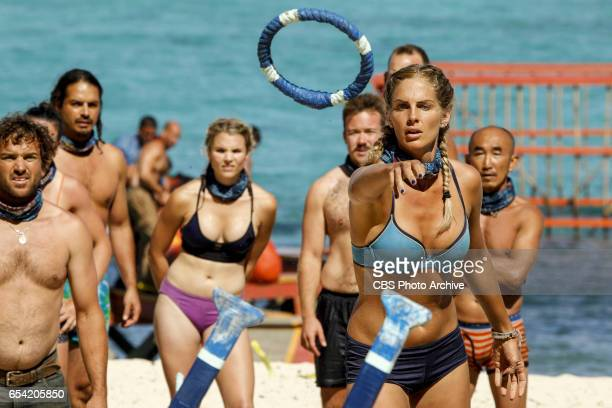 'The Stakes Have Been Raised' James 'JT' Thomas Oscar 'Ozzy' Lusth Andrea Boehlke Zeke Smith Sierra DawnThomas and Tai Trang on SURVIVOR Game...