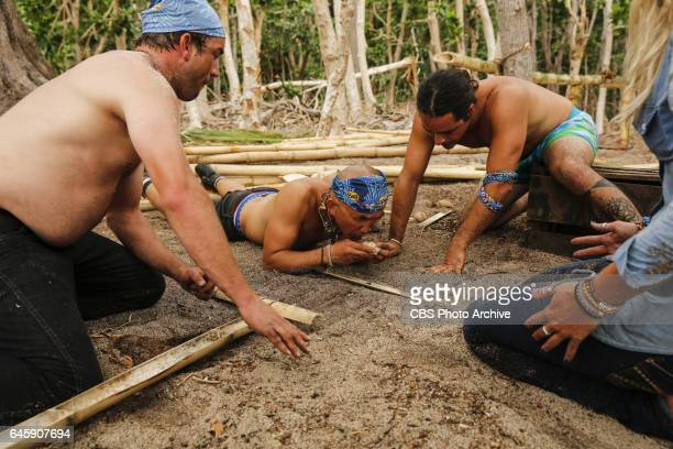 The Stakes Have Been Raised James JT Thomas Tai Trang and Oscar Ozzy Lusth on SURVIVOR Game Changers The Emmy Awardwinning series returns for its...