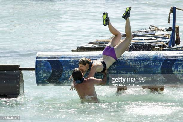 'The Stakes Have Been Raised' Oscar 'Ozzy' Lusth and Andrea Boehlke on SURVIVOR Game Changers The Emmy Awardwinning series returns for its 34th...