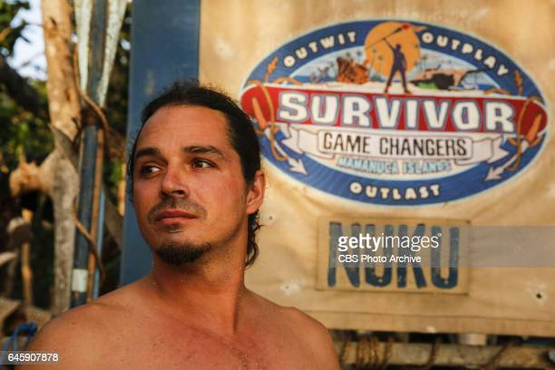 The Stakes Have Been Raised Oscar Ozzy Lusth on SURVIVOR Game Changers The Emmy Awardwinning series returns for its 34th season with a special...