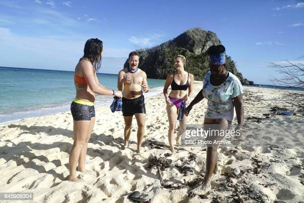 'The Stakes Have Been Raised' Sarah Lacina Zeke Smith Andrea Boehlke and Cirie Fields on SURVIVOR Game Changers The Emmy Awardwinning series returns...