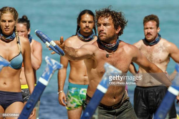'The Stakes Have Been Raised' Sierra DawnThomas Oscar 'Ozzy' Lusth James 'JT' Thomas and Zeke Smith on SURVIVOR Game Changers The Emmy Awardwinning...