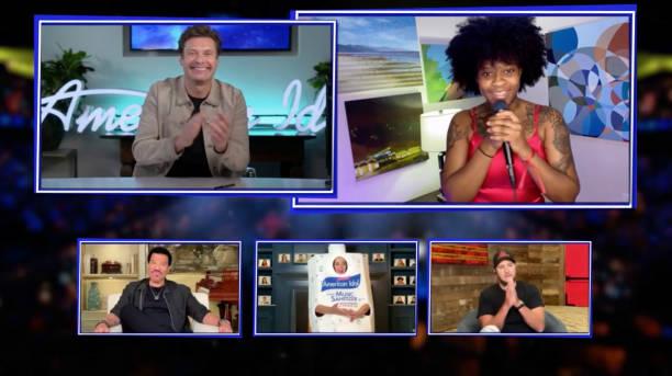 "USA: ABC's ""American Idol"" - Top 20 Remote Performances"
