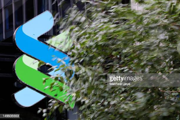 The Standard Chartered bank's offices on August 7 2012 in London England Standard and Chartered has been accused by American financial investigators...
