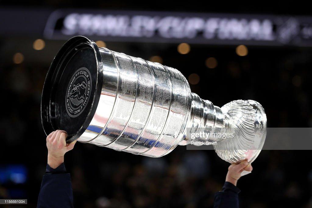 2019 NHL Stanley Cup Final - Game Seven : ニュース写真