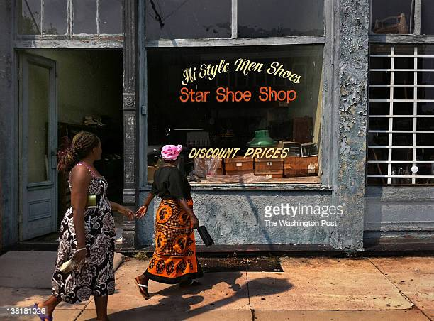 The Star Shoe Shop in downtown Dillon has been in business for 62 years But because cheaper imported shoes are easy to replace even the owners of...