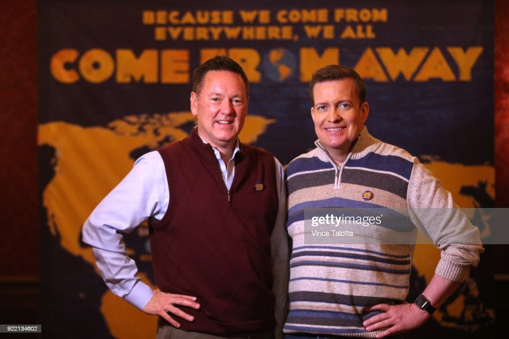 Come From Away : News Photo
