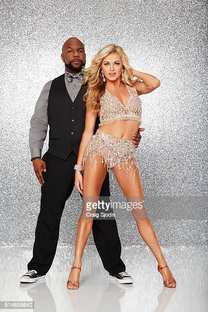 ARNOLD The stars grace the ballroom floor for the first time on live national television with their professional partners during the twohour season...
