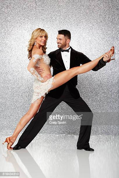 DOVOLANI The stars grace the ballroom floor for the first time on live national television with their professional partners during the twohour season...