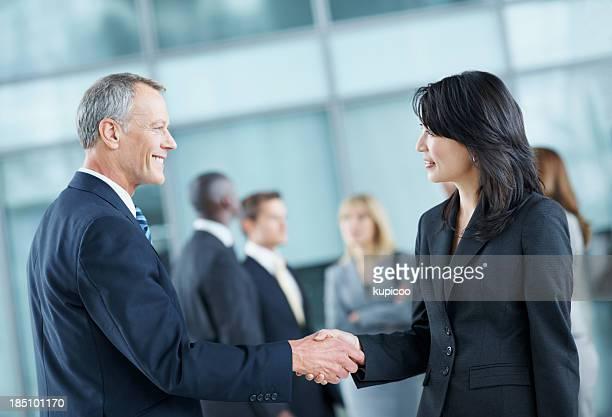 El inicio de una excelente cooperación