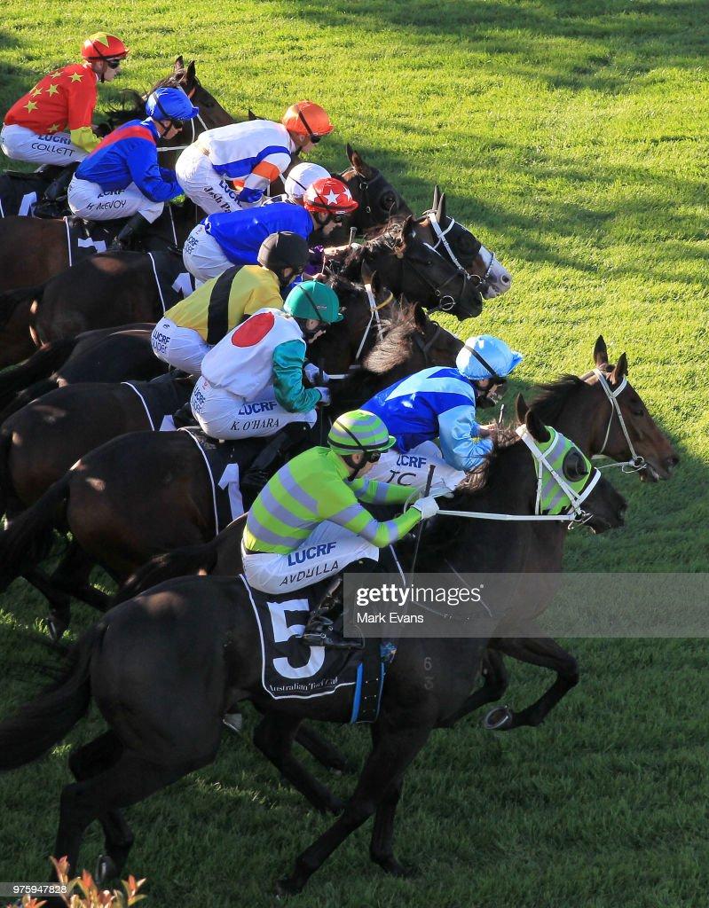Sydney Racing