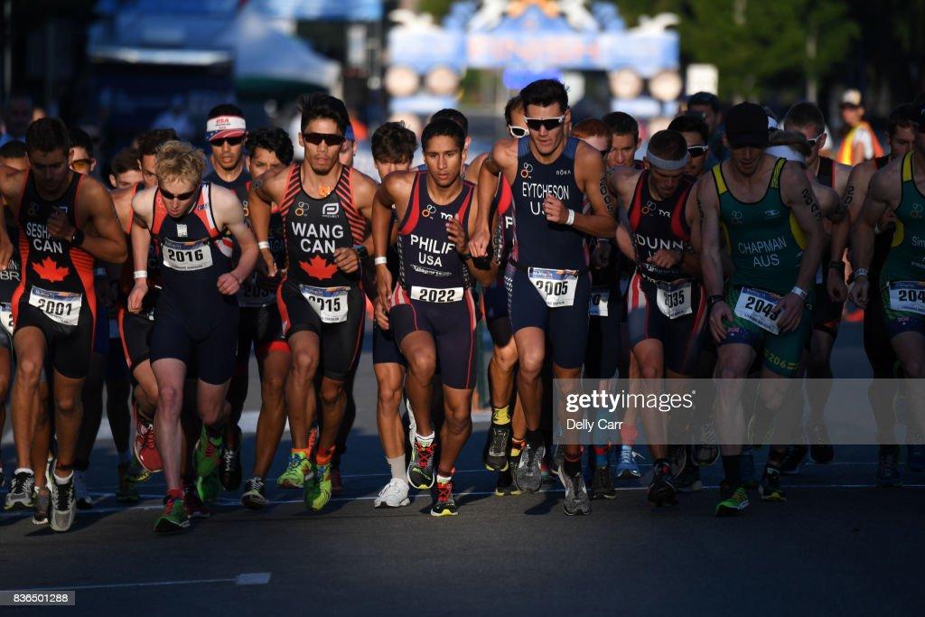 2017 Penticton ITU Multisport World Championship : ニュース写真