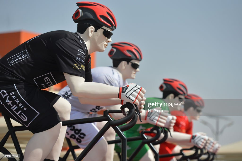 4th Abu Dhabi Tour 2018 Stage 1 : News Photo